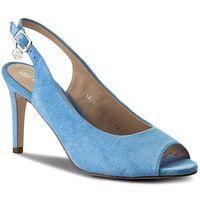 Sandały SOLO FEMME - 38922-31-H20/000-07-00 Niebieski