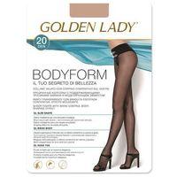 Rajstopy bodyform 20 den visone/odc.beżowego - visone/odc.beżowego, Golden lady