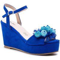 Sandały - 20362 dazzling blue 0066, Menbur, 36-39