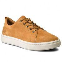 Sneakersy TIMBERLAND - Londyn Simple Oxford A1O49B Wheat, 1 rozmiar