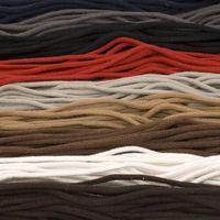 Okrągłe plecione sznurowadła tarrago 2,5 mm