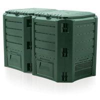 Prosperplast Kompostownik segmentowy module compogreen 800 l zielony