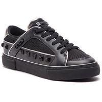 Sneakersy - fl5gal fab12 black, Guess