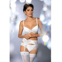 Ava biustonosz av 1425 biały, AVABI1425#BIA#80D