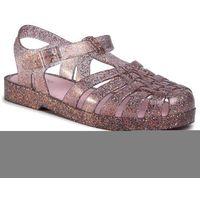 Sandały - possesion fluor editi 33276 glitter misto/pink 53810, Melissa, 35.5-41.5
