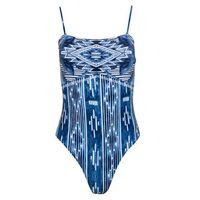 Rip Curl strój kąpielowy damski, jednoczęściowy Moon Tide One Piece XS niebieski (9353970015651)