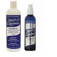 - peace & kindness - zestaw szampon leczniczy ze srebrem koloidalnym 473 ml + srebro koloidalne 236 ml marki Chris christensen