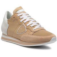 Philippe model Sneakersy - tropez trld wz74 mondial veau beige