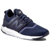 Sneakersy NEW BALANCE - WRL247EA Granatowy, kolor niebieski