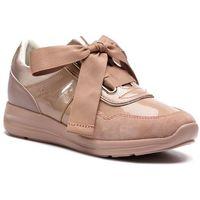 Geox Sneakersy - d agyleah a d926ca 0hi22 c8056 antique rose