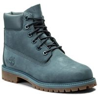 Trapery TIMBERLAND - 6 In Premium Wp Boot A1O8D Orion Blue, 36-40