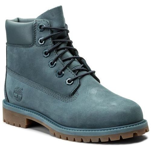 Trapery TIMBERLAND - 6 In Premium Wp Boot A1O8D Orion Blue, 1 rozmiar