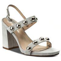 Sandały SOLO FEMME - 42302-01-G15/000-07-00 Jasny Szary, kolor szary