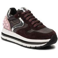 Sneakersy VOILE BLANCHE - Maran Studs 0012014312.01.1H27 Melanzana/Bordo/Rosa, kolor czerwony