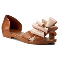 Sandały MELISSA - Seduction II Ad 31920 Brown/Light Pink 50524, w 5 rozmiarach