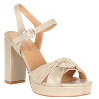 jennie leather platform sandal, Phase eight