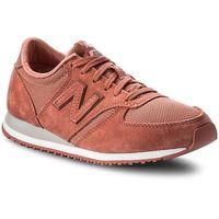 Sneakersy NEW BALANCE - WL420CRV Różowy, kolor różowy