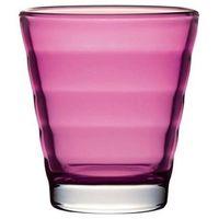 Leonardo - Szklanka 0,25 l Wave - różowa