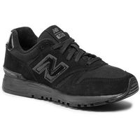 Sneakersy - wl565cd czarny, New balance, 36-41