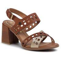 Sandały WRANGLER - Toledo Holly WL01572A Cognac 064