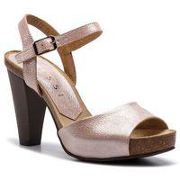 Sandały NESSI - 19532 Róż Ct