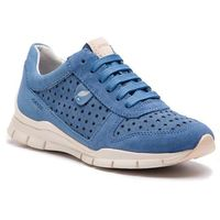 Sneakersy GEOX - D Sukie A D52F2A 022AU C4005 Avio, kolor niebieski