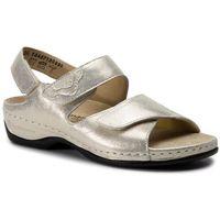 Sandały BERKEMANN - Rina 01040-710 Gold/Glit, w 3 rozmiarach