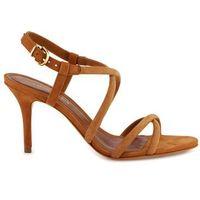 Sandały skórzane adalina marki Cosmoparis
