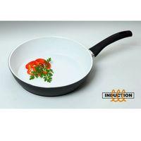 - rivarolo głęboka patelnia ceramiczna, indukcyjna średnica: 28 cm marki Ballarini
