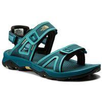 Sandały THE NORTH FACE - Hedgehog Sandal II T0CXS54NR Blue Coral/Bristol Blue