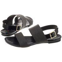 Sandały CheBello Czarne 382 (CH13-b), w 5 rozmiarach