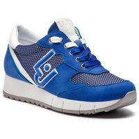 Sneakersy - gigi 02 b19019 px027 deep blue 93933, Liu jo