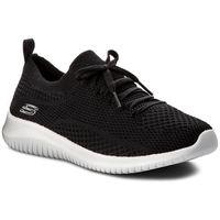 Skechers Sneakersy - statements 12841/bkw black/white