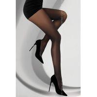 marcela 40 den black rajstopy marki Livco corsetti fashion