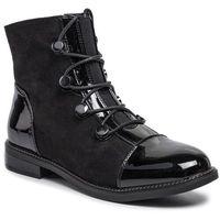 Botki JENNY FAIRY - WS2666-02 Black, 1 rozmiar