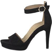 Tamaris sandały damskie 37 czarne, 1 rozmiar