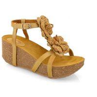 Sandały 087 żółty marki Lemar