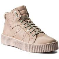 Sneakersy NESSI - 17302/N Róż 1, kolor różowy