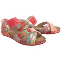 MACIEJKA 03375-15/00-5 odcienie różu, sandały damskie - Różowy
