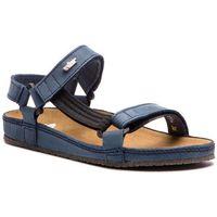 Sandały NIK - 07-0090-41-9-09-03 Granatowy, w 2 rozmiarach
