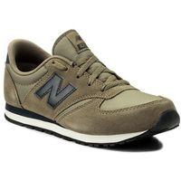 New balance Sneakersy - kl420nuy zielony