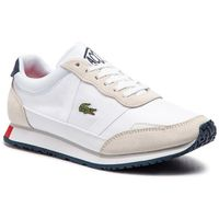 Sneakersy - partner 119 4 sfa 7-37sfa0045407 wht/nvy/red, Lacoste, 35.5-40.5