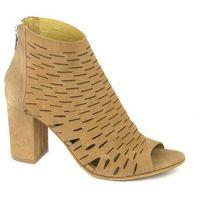Sandały damskie ażurowe 878, Venezia