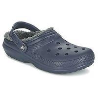 Chodaki Crocs CLASSIC LINED CLOG, kolor niebieski
