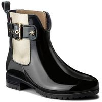 Kalosze TOMMY HILFIGER - Oxley 14V2 FW0FW02171 Midnight 403, 36-41