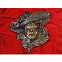 Veronese Olśniewająca maska wenecka - róża