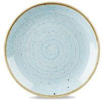 Churchill Talerz płytki 324 mm, niebieski | , stonecast duck egg blue
