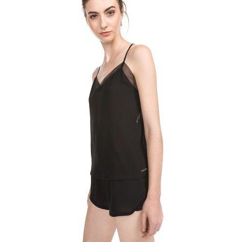 Calvin Klein Underwear GIFT CAMI SHORT SET Piżama black (8718935915680)