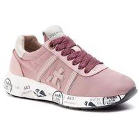 Premiata Sneakersy - mattew-d 3878 różowy