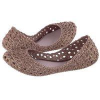 Baleriny Melissa Campana Crochet AD 32246/51801 Pink Glitter (ML113-a), w 4 rozmiarach